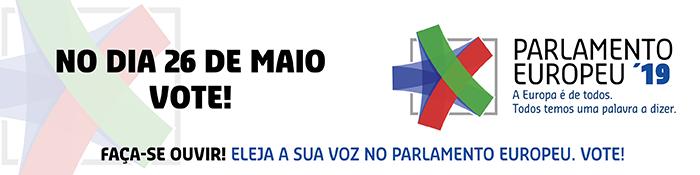 Ir para página eleições parlamento europeu 2019