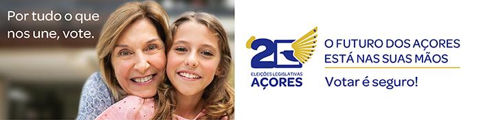Ir para página Eleição para a Assembleia Legislativa da Região Autónoma dos Açores 2020