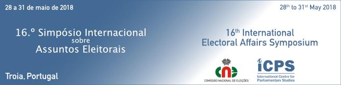16.º Simpósio Internacional sobre Assuntos Eleitorais