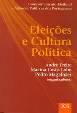 Imagem da capa da publicação Eleições e cultura política (2007)
