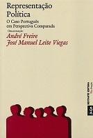 Imagem da capa da publicação Representação Política - O caso português em perspectiva comparada (2009)