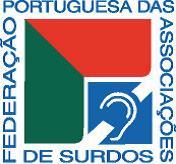Logotipo e ir para FEPAS - Federação Portuguesa das Associações de Surdos
