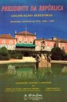 Imagem da capa da publicação Lei Eleitoral do Presidente da República (anotada e comentada - 1990)