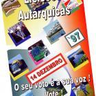 Cartaz - Eleição das Autarquias Locais - AL/1997