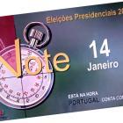 Cartaz - Eleição do Presidente da República - PR/2001