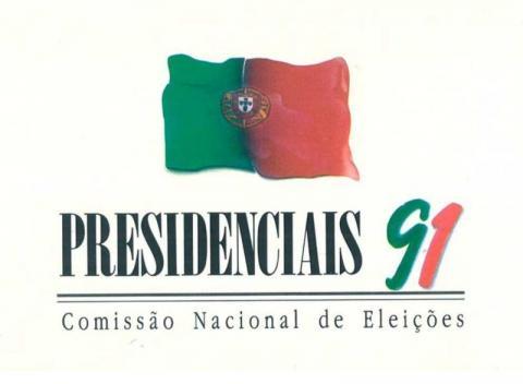 Postal - Eleição do Presidente da República/1991