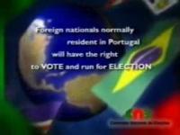 Actualização do Recenseamento Eleitoral