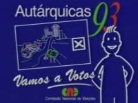 Eleições Autárquicas 1993
