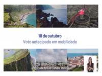 Voto Antecipado em Mobilidade - ALRAA 2020
